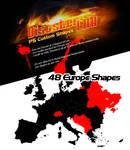48 Europe Shapes
