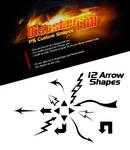 12 Arrow Shapes