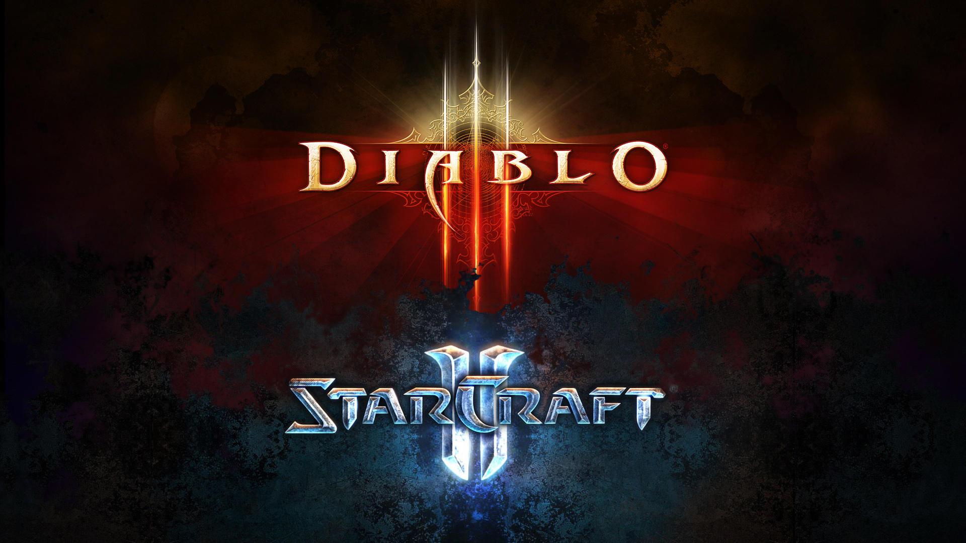 Diablo 3 vs StarCraft 2 by hafele