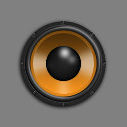 Sub Woofer by LevelSeven