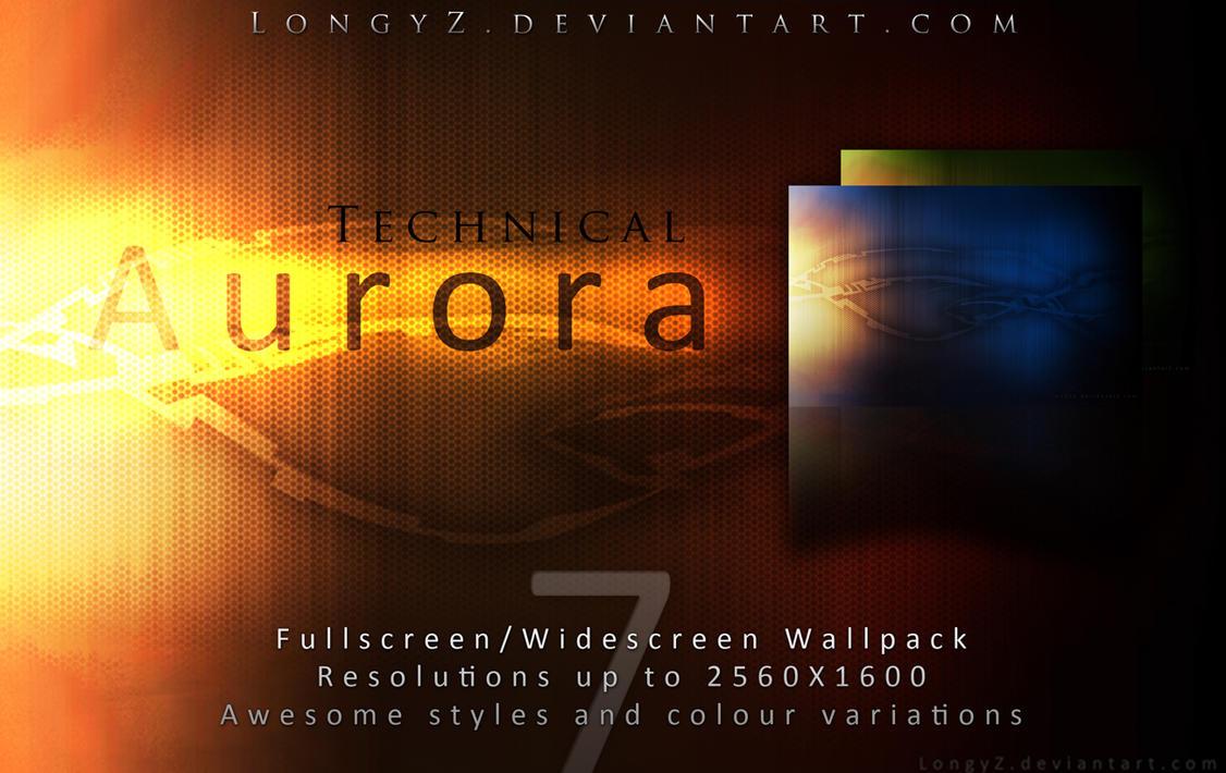 Aurora by LongyZ