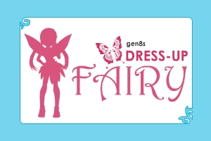 Dress Up Fairy by gen8