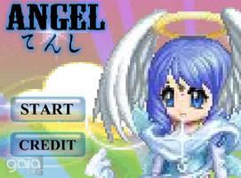 + Devil or Angel FLASH GAME + by sapphireyuriko