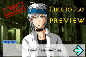 Top Secret Game: Preview by sapphireyuriko