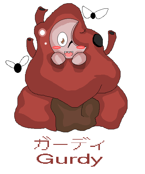 Binding Of Isaac: Gurdy. By AuroraArtz On DeviantArt