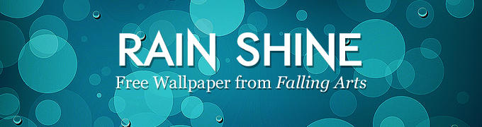 Rain Shine by FallingArts