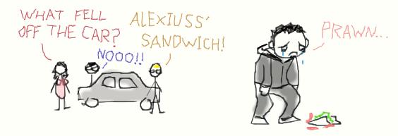 PRAWN TROLOLOLOLO by alexiuss