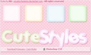 Free Cute Styles by recanto-feminino