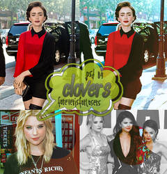 Clovers - PSD 04 by foreverisforlosers