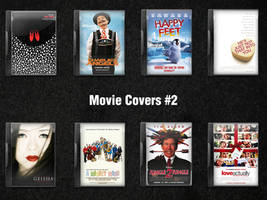 Movie Cover Icons 2