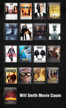 Will Smith DVD Movie Icons