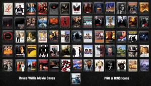 Bruce Willis DVD Movie Icons