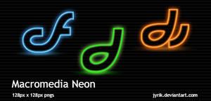 Macromedia Neon by JyriK