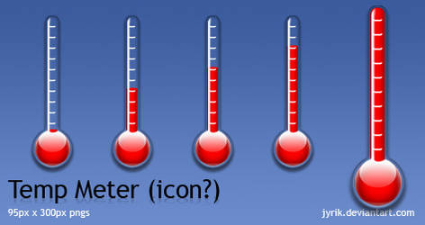 Temperature meter by JyriK