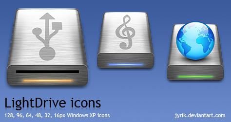 LightDrives by JyriK