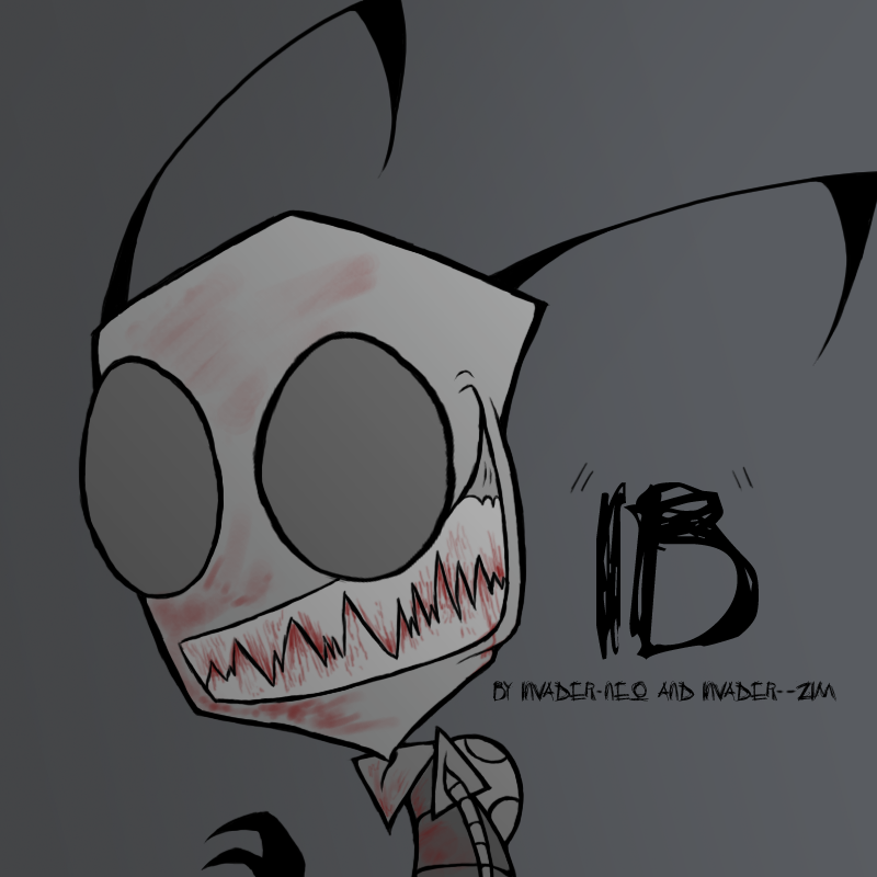 'IB' - Chapter Two by Invader--ZIM