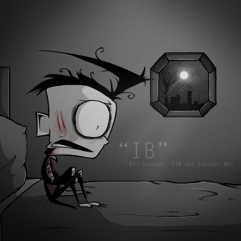 'IB' - Chapter Five by Invader--ZIM