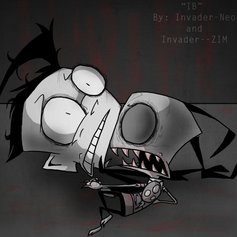'IB' Chapter 16 by Invader--ZIM