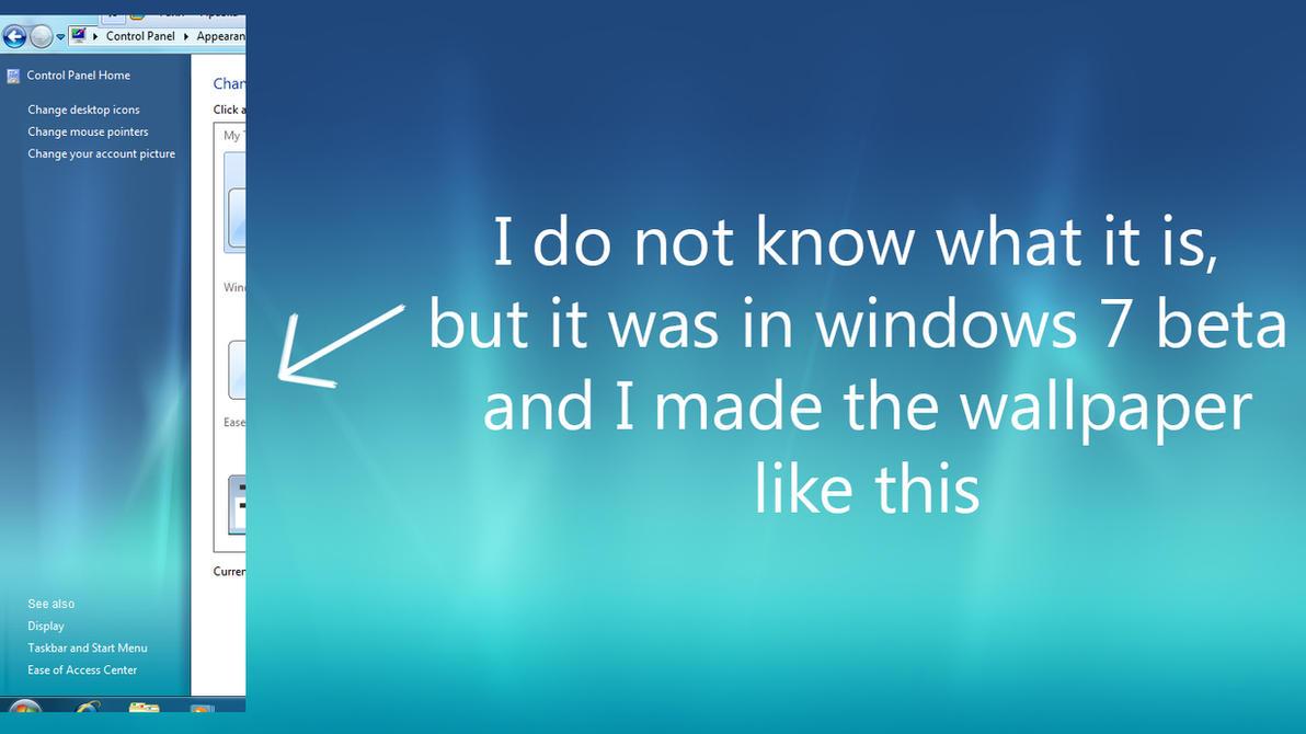 Windows 7 Beta Build 7000 download