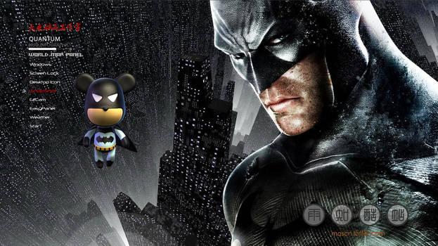Batman Animation Skin