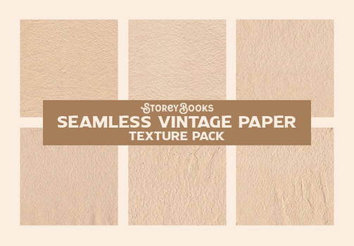 Seamless Old Vintage Paper Texture Pack Resource