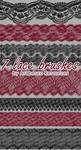 7 Lace Brushes