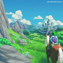The legend of the endless journey