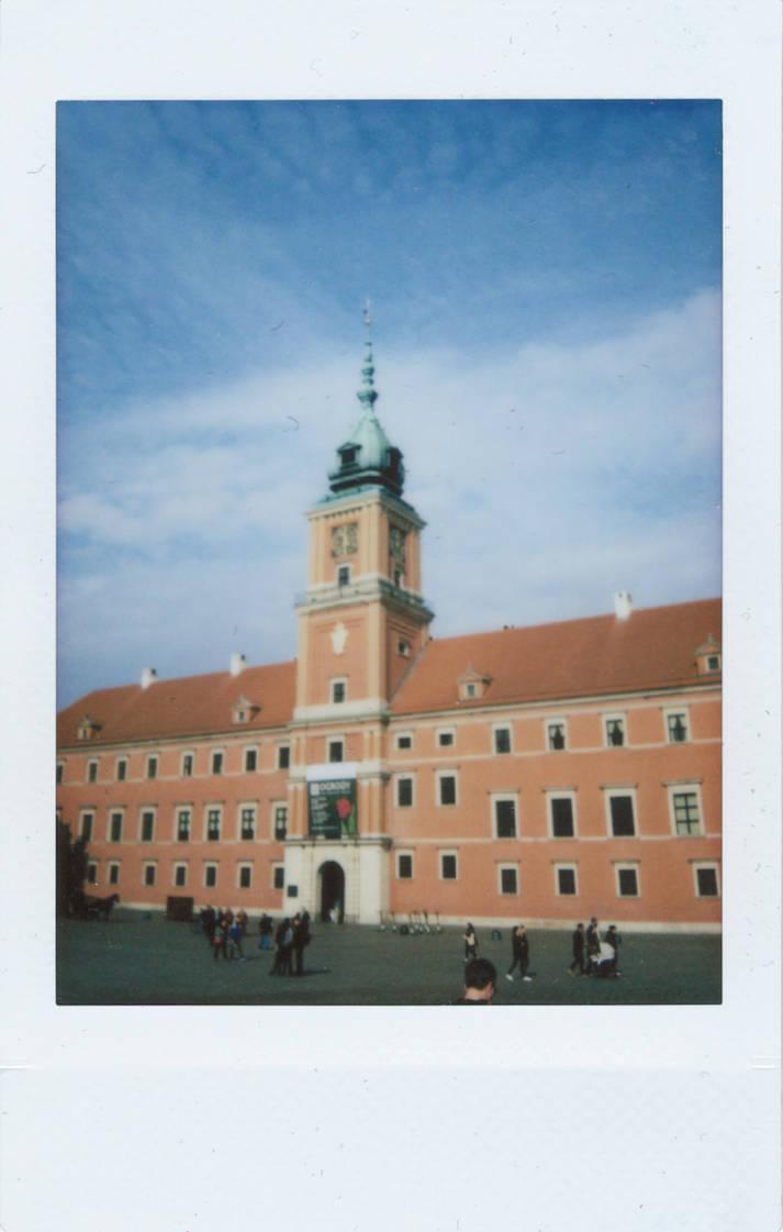 Royal Castle in Warsaw by vertiser