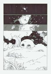 Kirby Doujinshi Prologue by AgentHisui