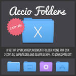 Accio Folder Icons for OSX