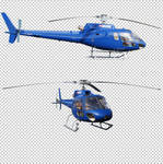 Helicopter png cut out