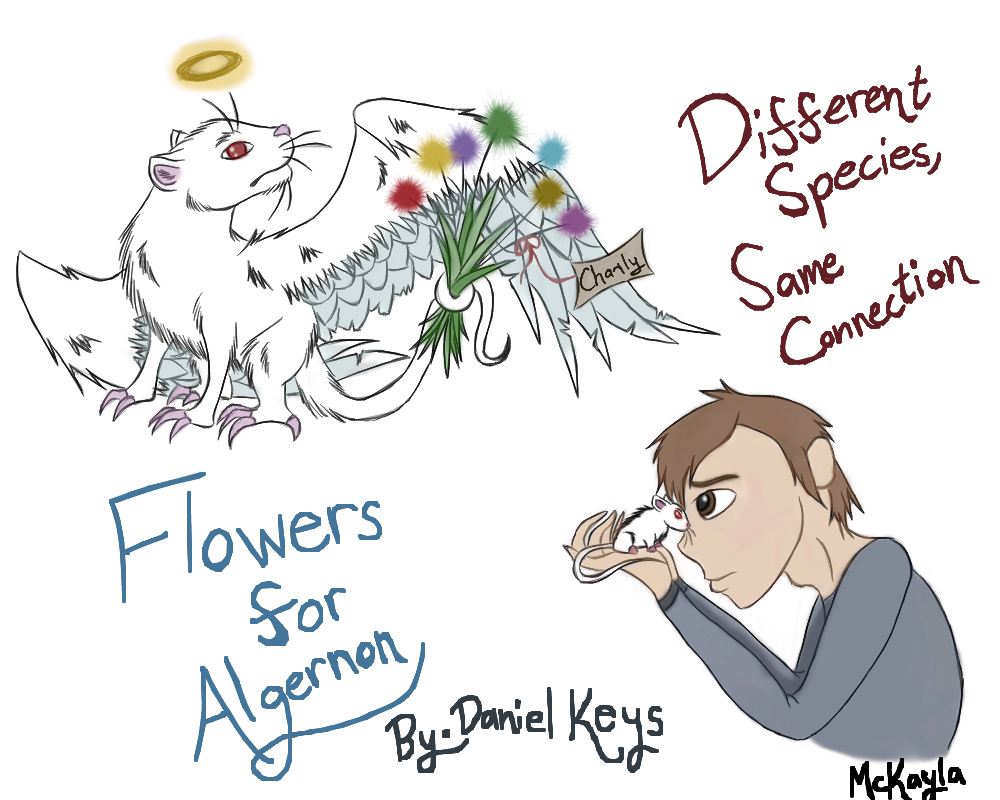 English Project Flowers For Algernon By AlkryEarth17