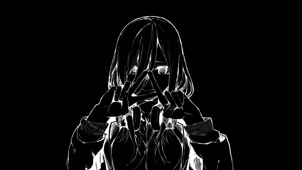Wallpaper Engine Nakano Miku Dark Theme Ver By
