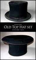 Old top hat set
