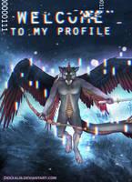 My Steam Profile - Main Artwork (animated)