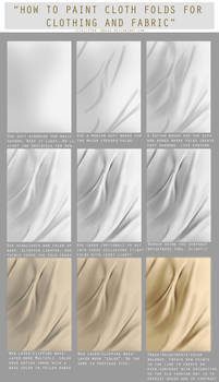 Clothing folds(clothing 2)