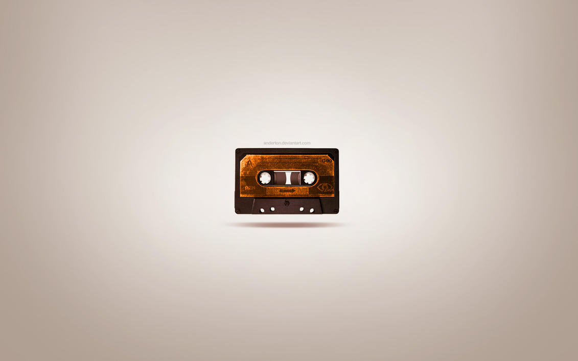 Audio Tape Wallpaper By Anderton On Deviantart HD Wallpapers Download Free Images Wallpaper [1000image.com]