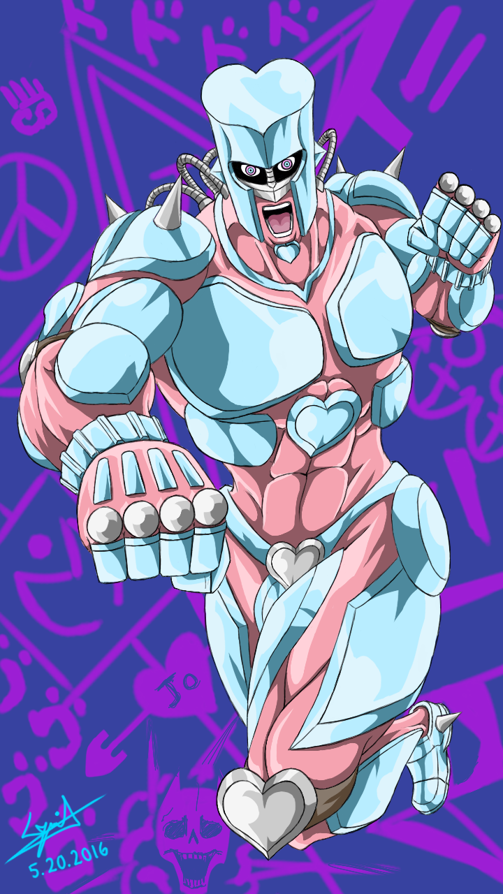 Jojo S Bizarre Adventure S Crazy Diamond By Cyril002 On Deviantart So in essence, don't be surprised if you see him helping the evolution of jojo's soundtrack still retains its depth and presence with its theme songs. bizarre adventure s crazy diamond