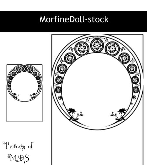MDS SecessionFrame PS Brush by MorfineDoll-stock