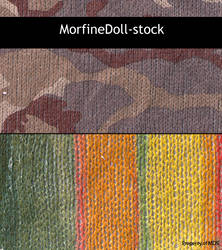 MDS Knitted by MorfineDoll-stock