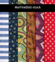 MDS Misc by MorfineDoll-stock