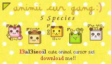 l3al3ieoil animii cur gang by l3al3ieoil