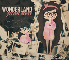 WonderlandPink doll. by MrsNarniaSwag
