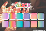'Alice' styles
