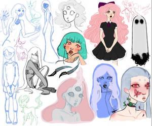 Sketch dump