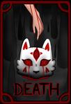 Death Card by mylittledeadbunny