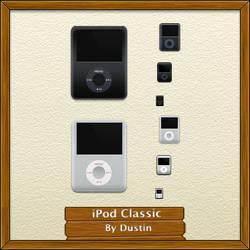 iPod Classic '6G'