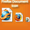 Firefox HTML Document Icon by mikevickrocks
