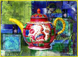 Tea Pot by PrincessInHeaven
