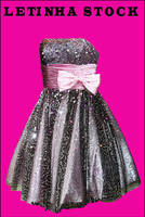 Glitter Dress by PrincessInHeaven
